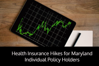 Health Insurance Hikes for MD