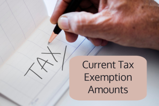 Current Tax Exemption