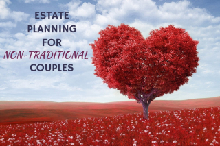 Planning for non Traditional Couples