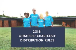 Charitable Distribution Rules