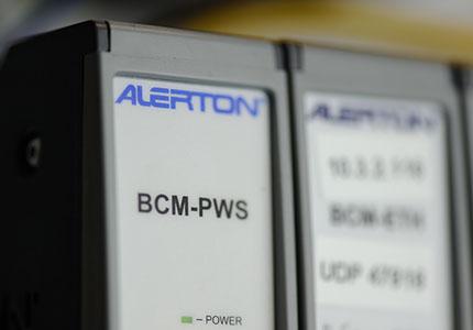 Alerton BCM-PWS close up
