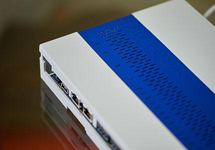 Alerton device close up