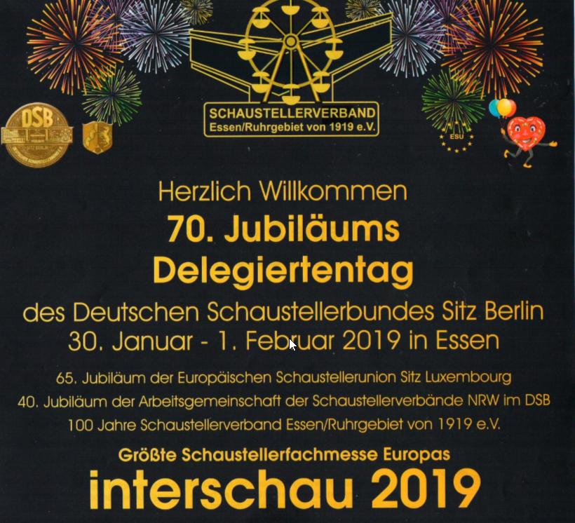 INTERSCHAU 2019