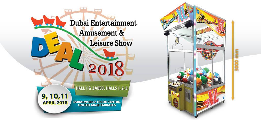 DEAL 2018, Dubai
