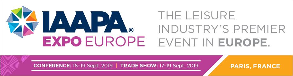 IAAPA EXPO EUROPE PARIS 2019
