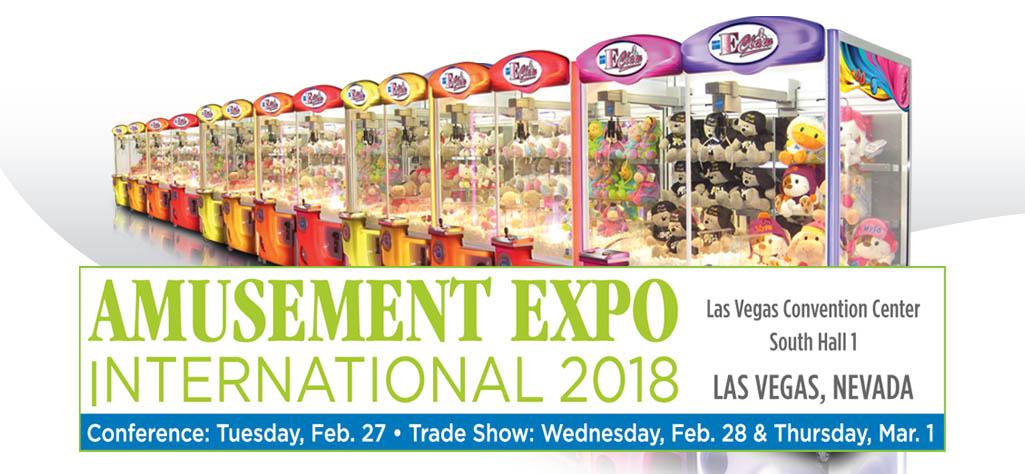 Amusement Expo 2018