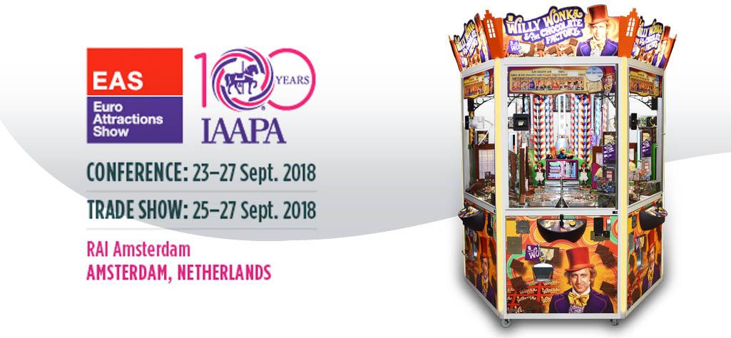 EAS 2018 Amsterdam