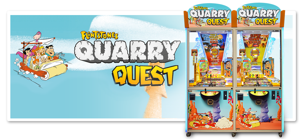 FLINTSTONES Quarry Quest - 1 Player