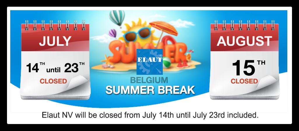 Summer break 2018