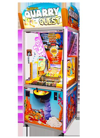 FLINTSTONES Quarry Quest - 1 Player