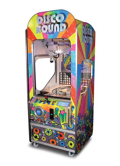 Disco Round