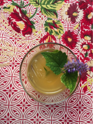 Outstanding in the Field cocktail
