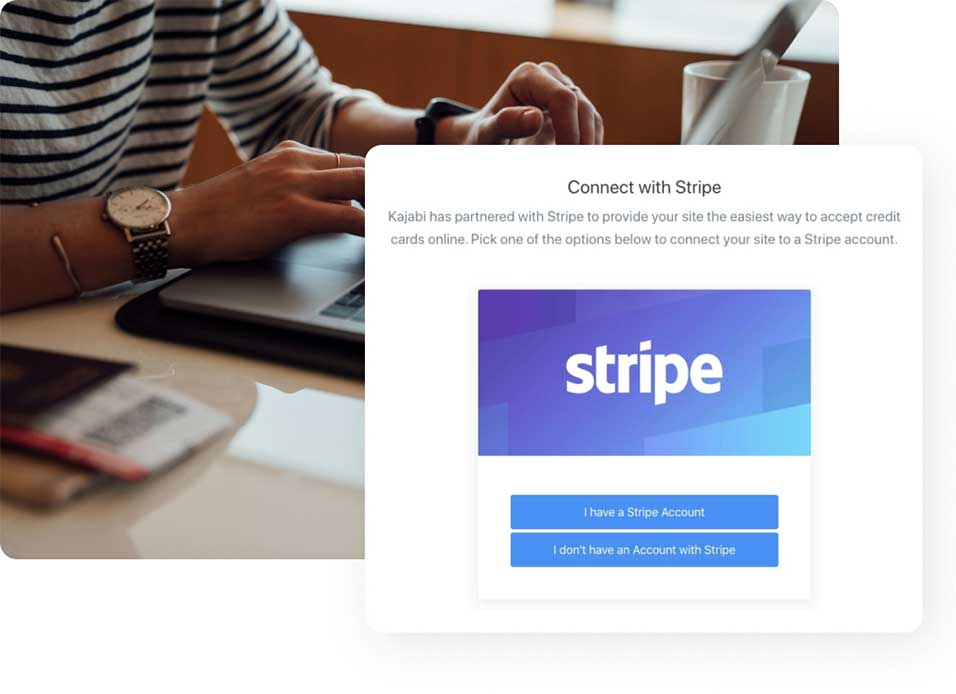 Stripe and PayPal payment integration