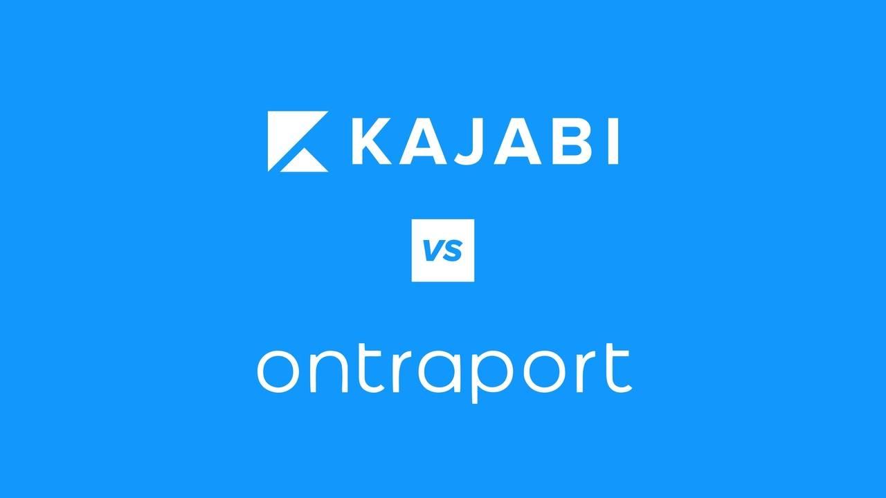 Kajabi vs. Ontraport: What's The Difference?