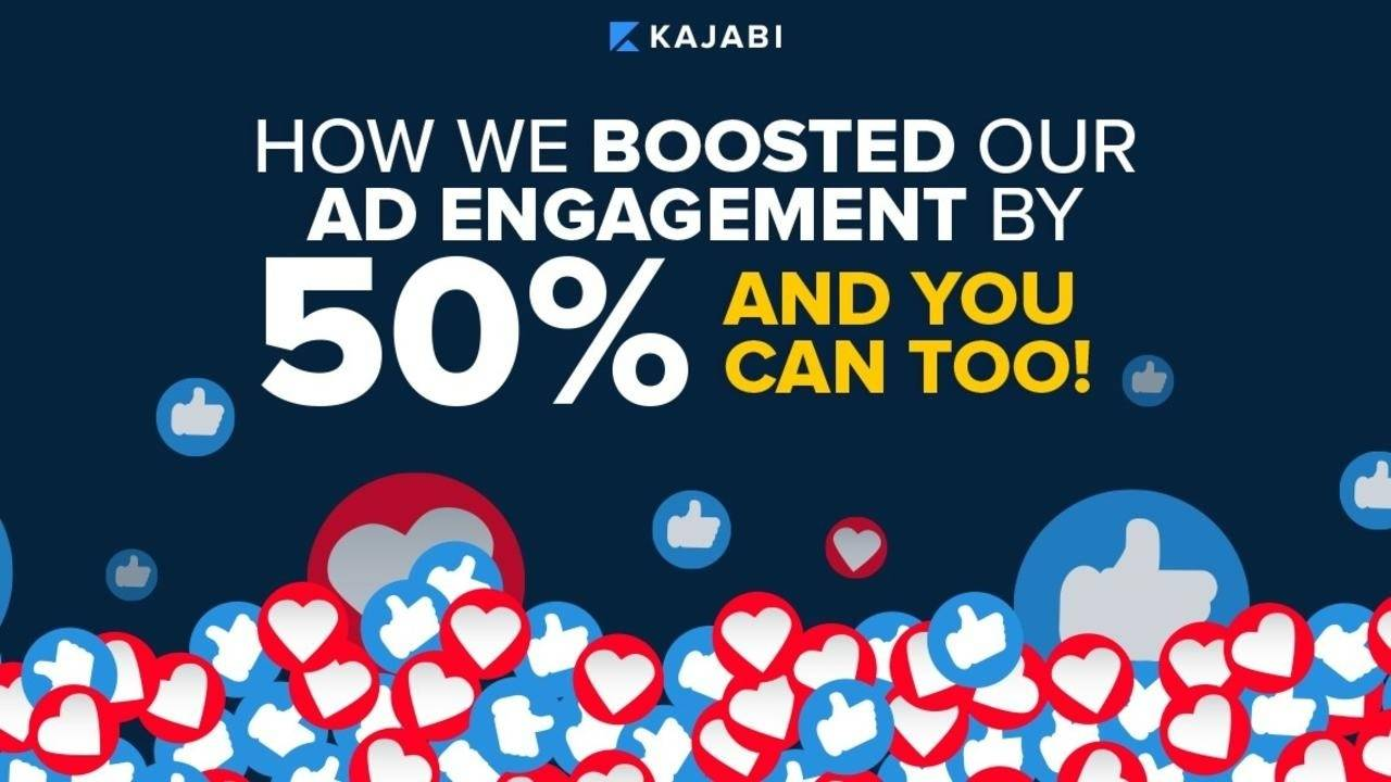 Ultimate Guide To Paid Advertising: How we boosted our ad engagement by 50% and you can too!