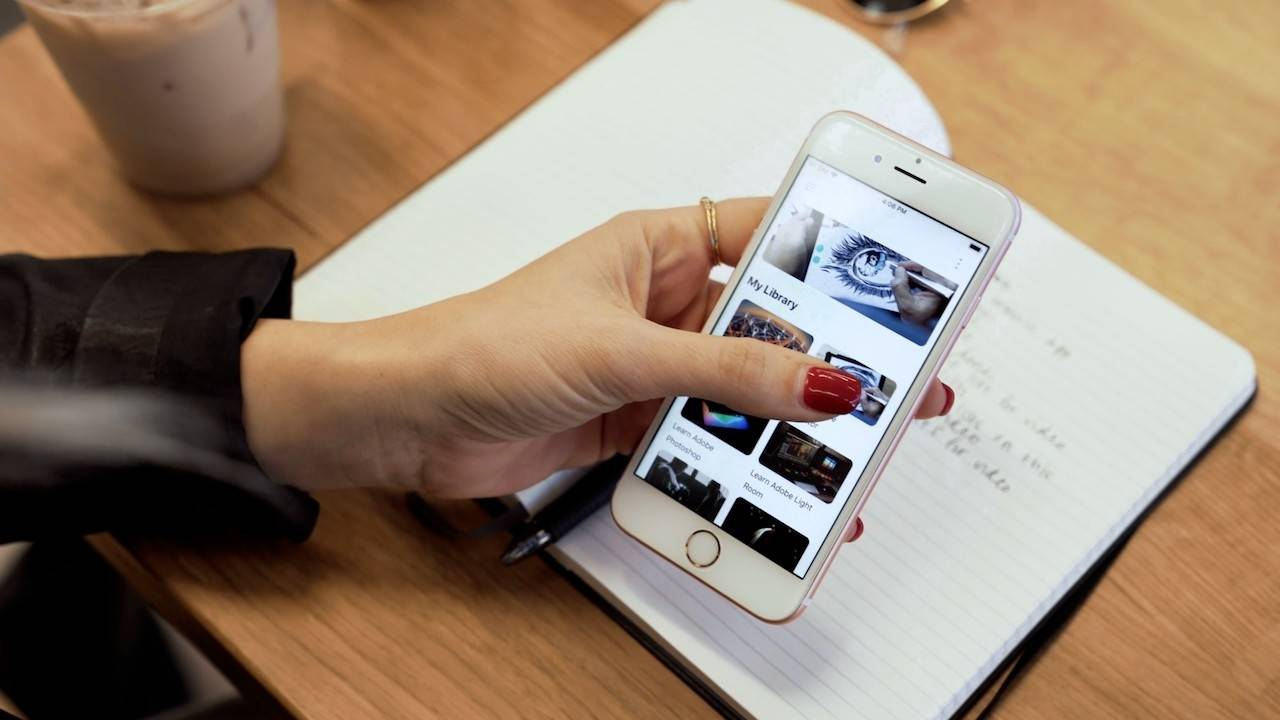 First Look: Kajabi's New Mobile App