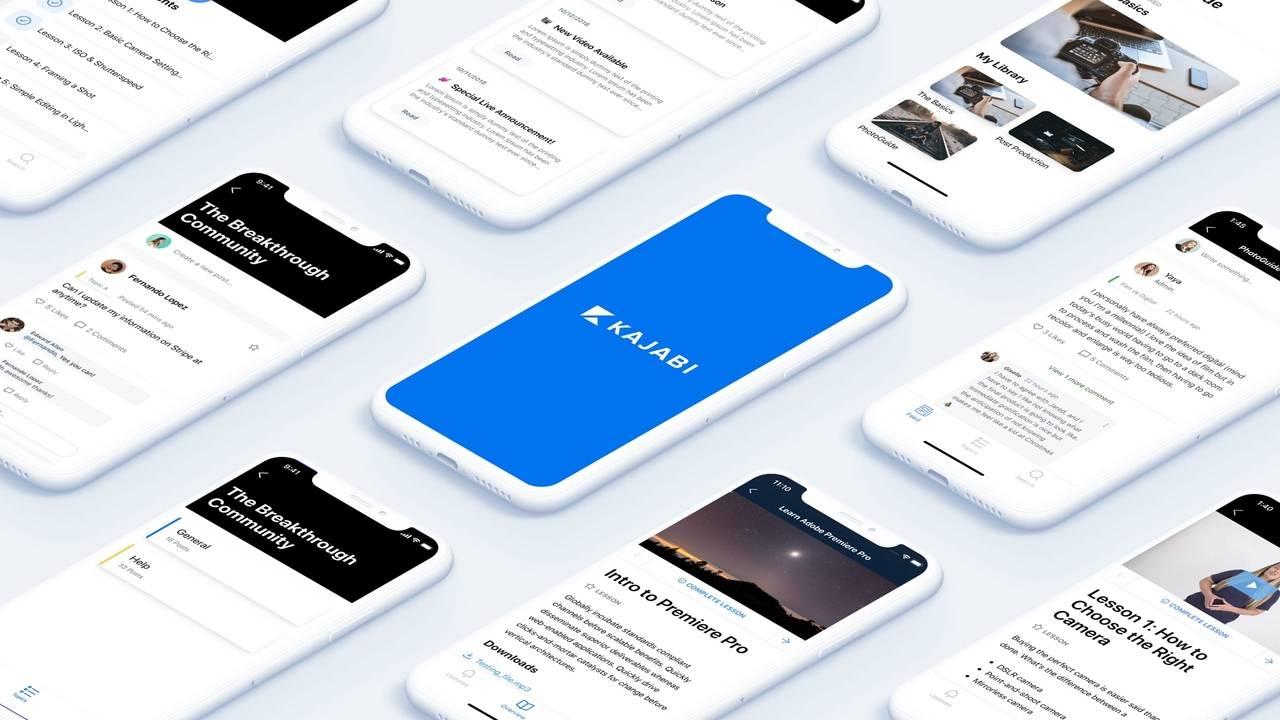 How To Increase Customer Engagement & Retention Using The Kajabi Mobile App