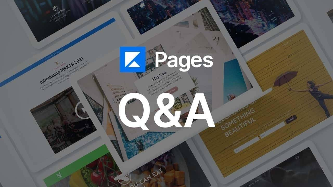 Your Kajabi Pages Questions, Answered