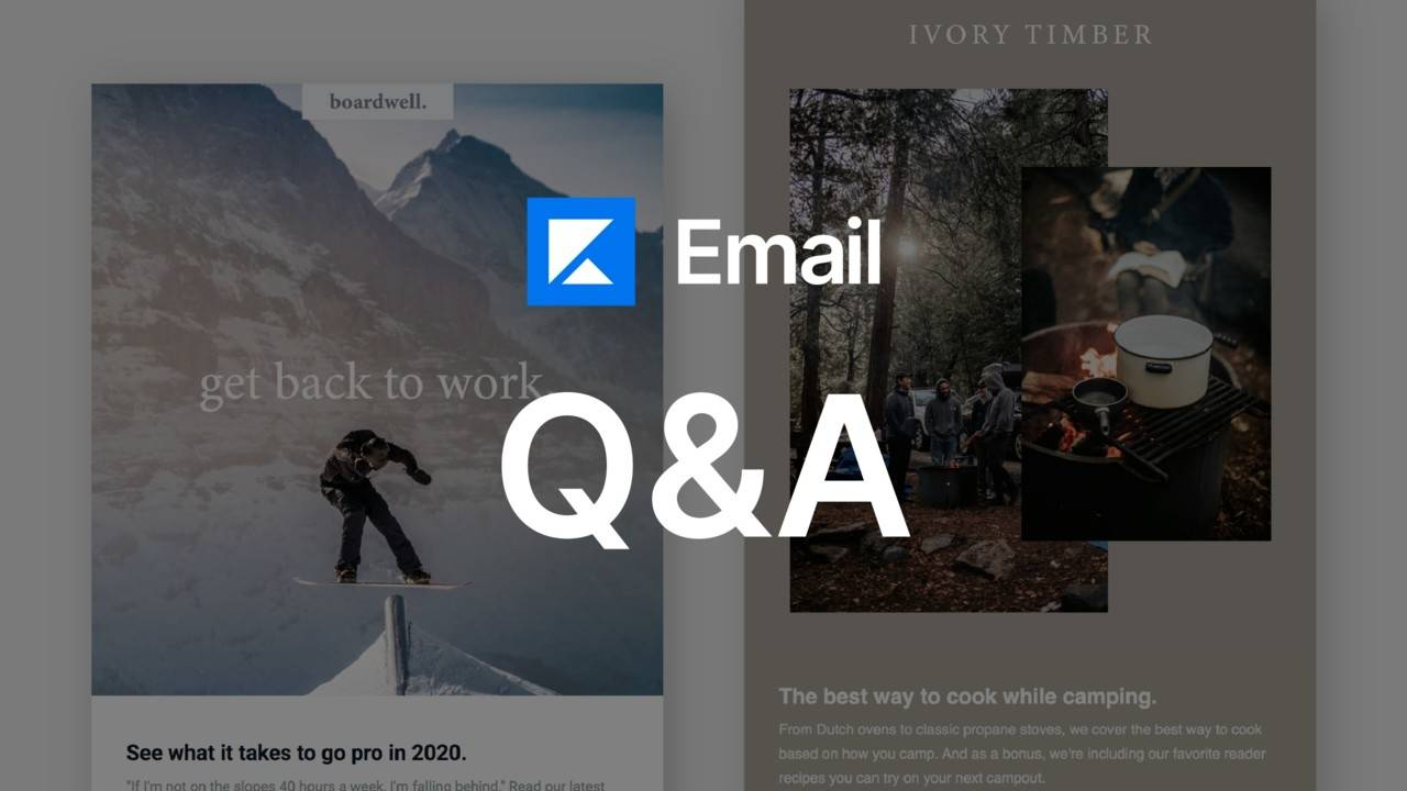 Upgraded Kajabi Email: Your Questions, Answered!