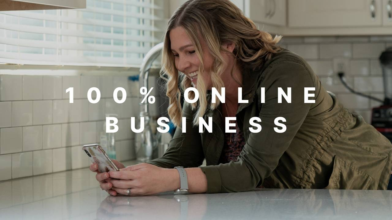 Stuck Indoors? Take Your Offline Business Online