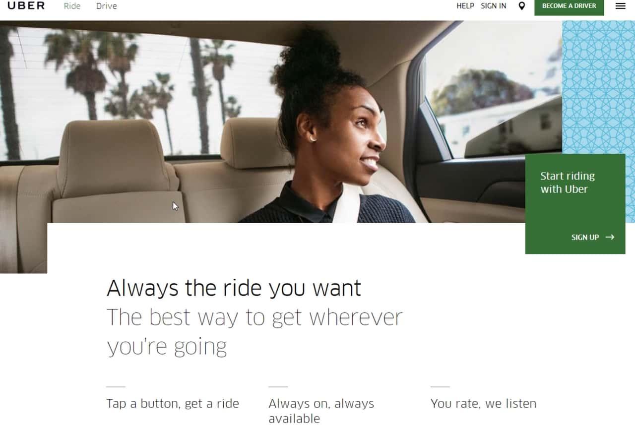 """""""Uber""""/"""