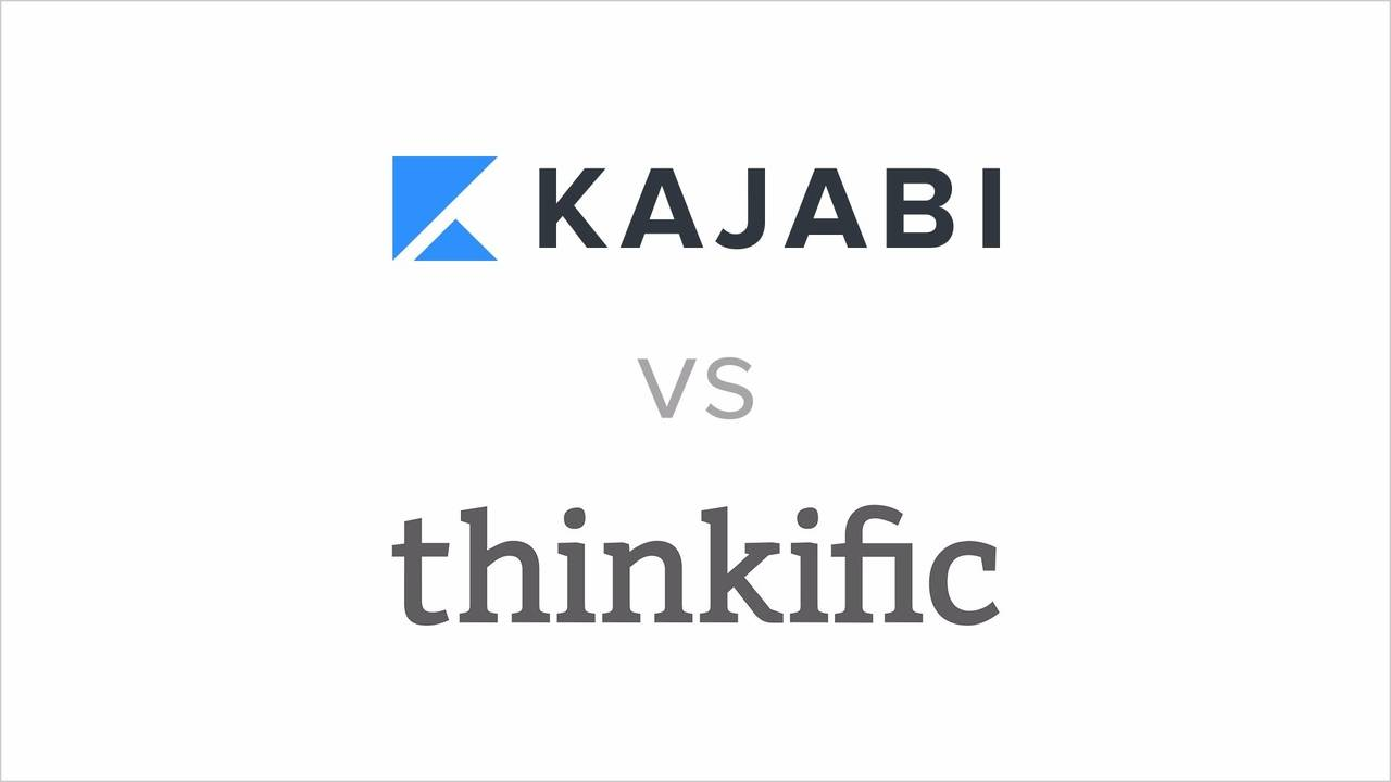 Which Online Course Platform Should You Use: Kajabi vs Thinkific [UPDATED 2019]