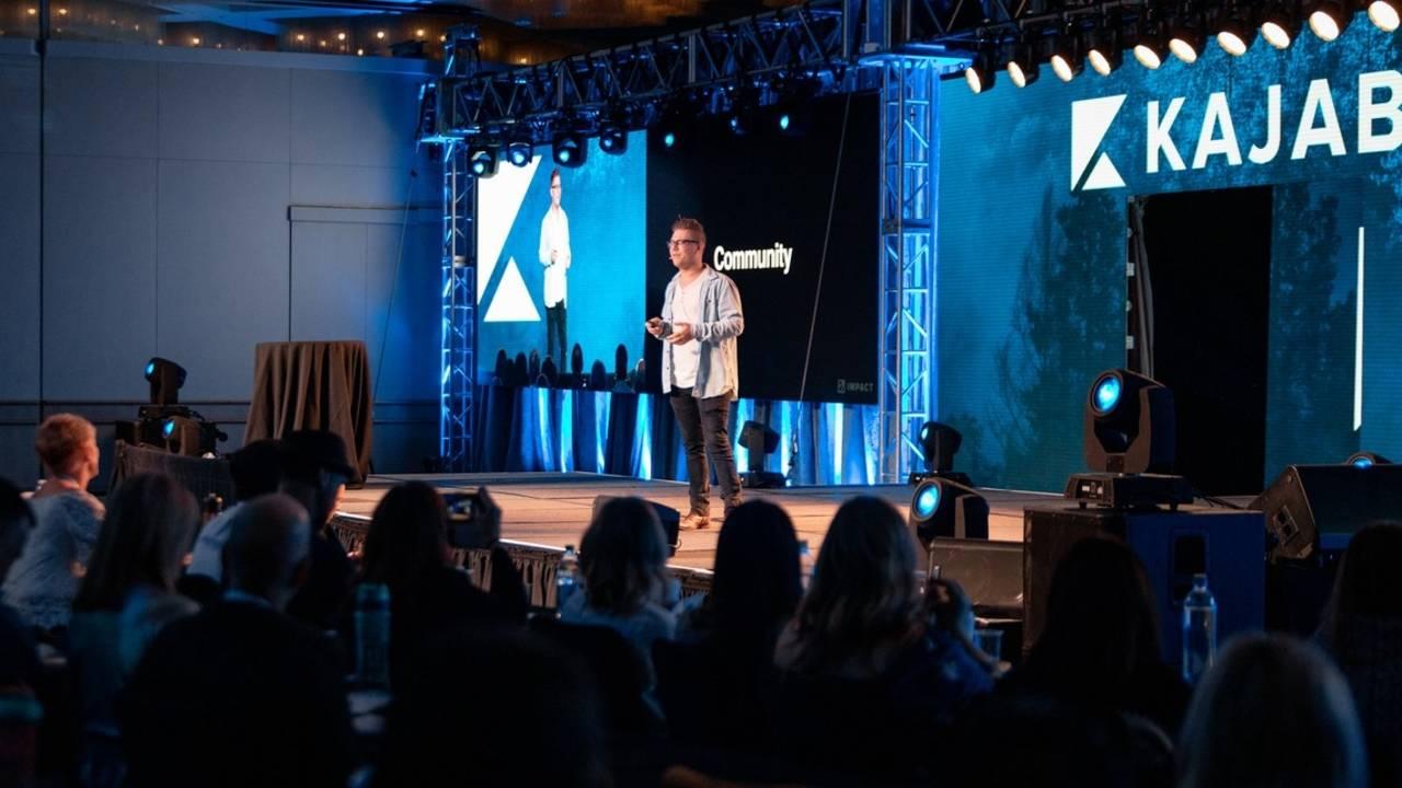 Impact Summit Opening Part 2:  Community and The Future Of Kajabi with Jeremy Saenz.