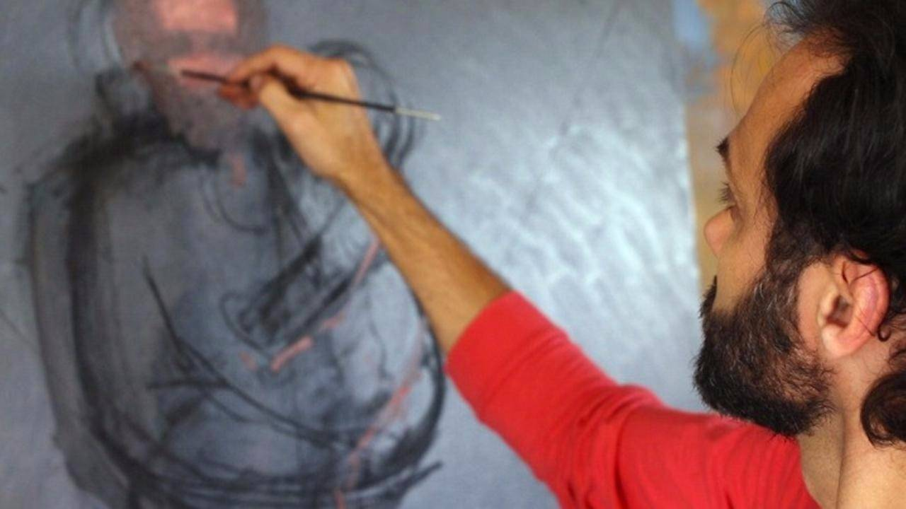 Case Study: How this artist uses Kajabi to teach his passion online