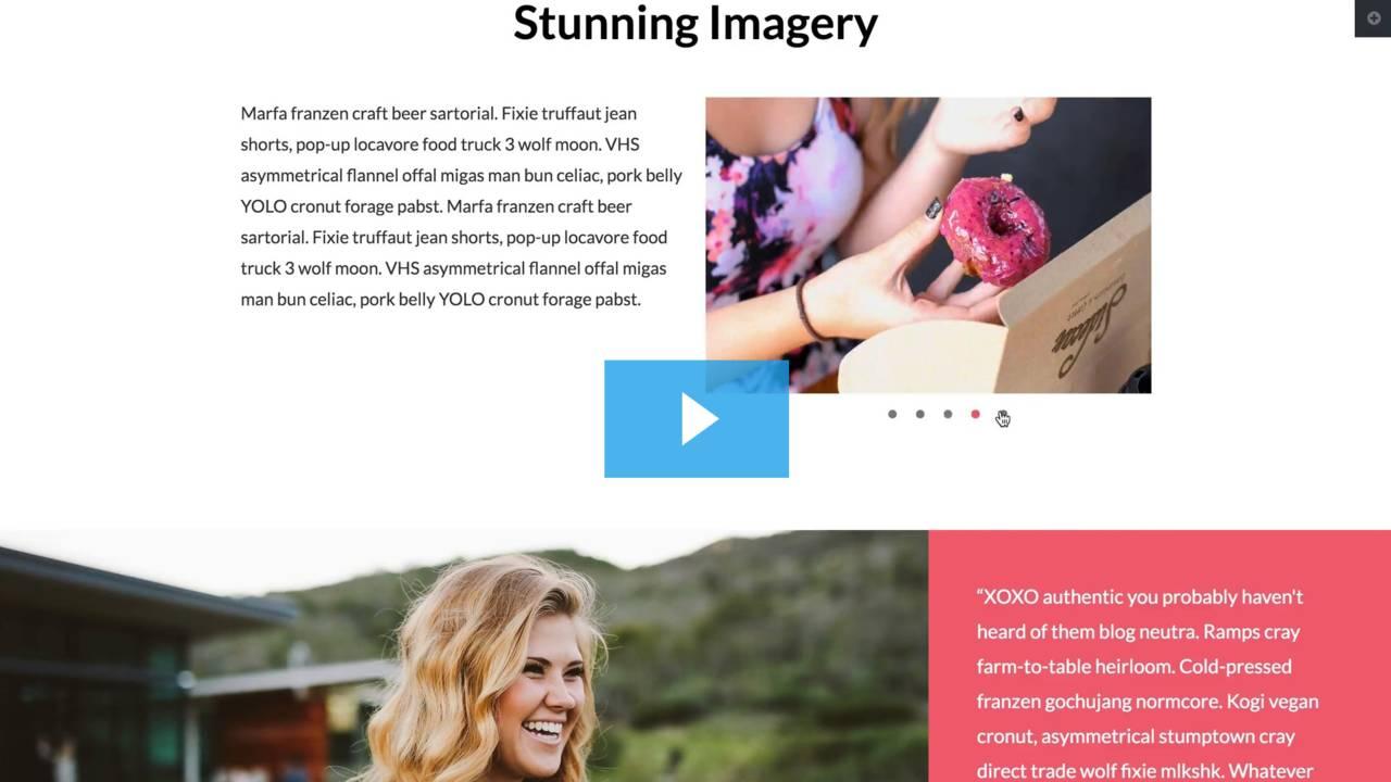 Landing Page Spotlight: Porter, Ballast, and Illuminate