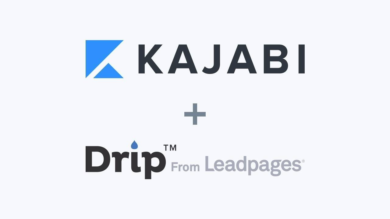 Kajabi+Drip: Simple Email Automation For Your Kajabi Sites
