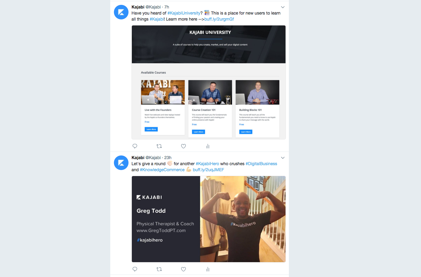 Curate Your Twitter Feed With Visuals