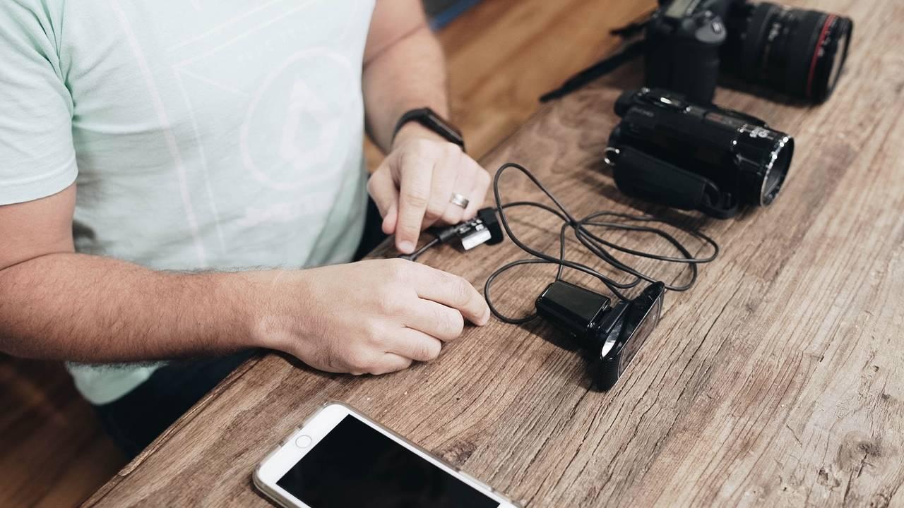 Filming an Online Course: Camera Gear 101