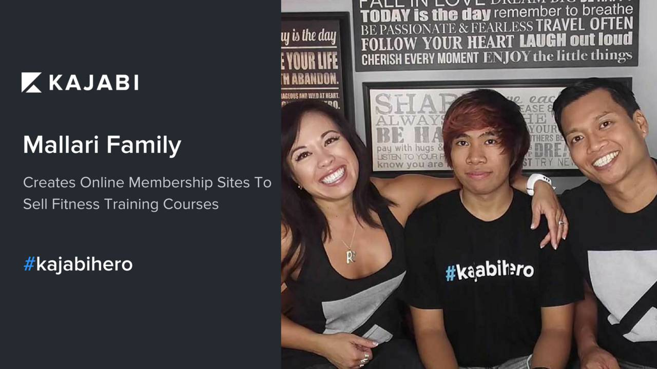 Make Your Business Family-Oriented With This Week's #kajabiheroes
