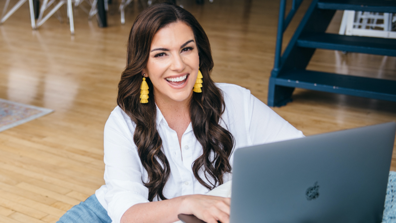 """The """"Queen of Digital Courses"""" on why there's never been a better time to create an online course"""