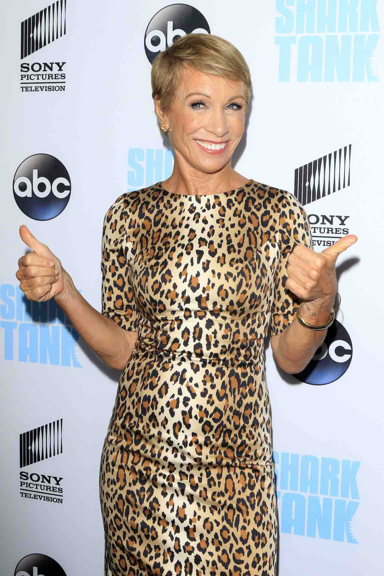 "Barbara Corcoran at the ""Shark Tank"" Season 8 Premiere"