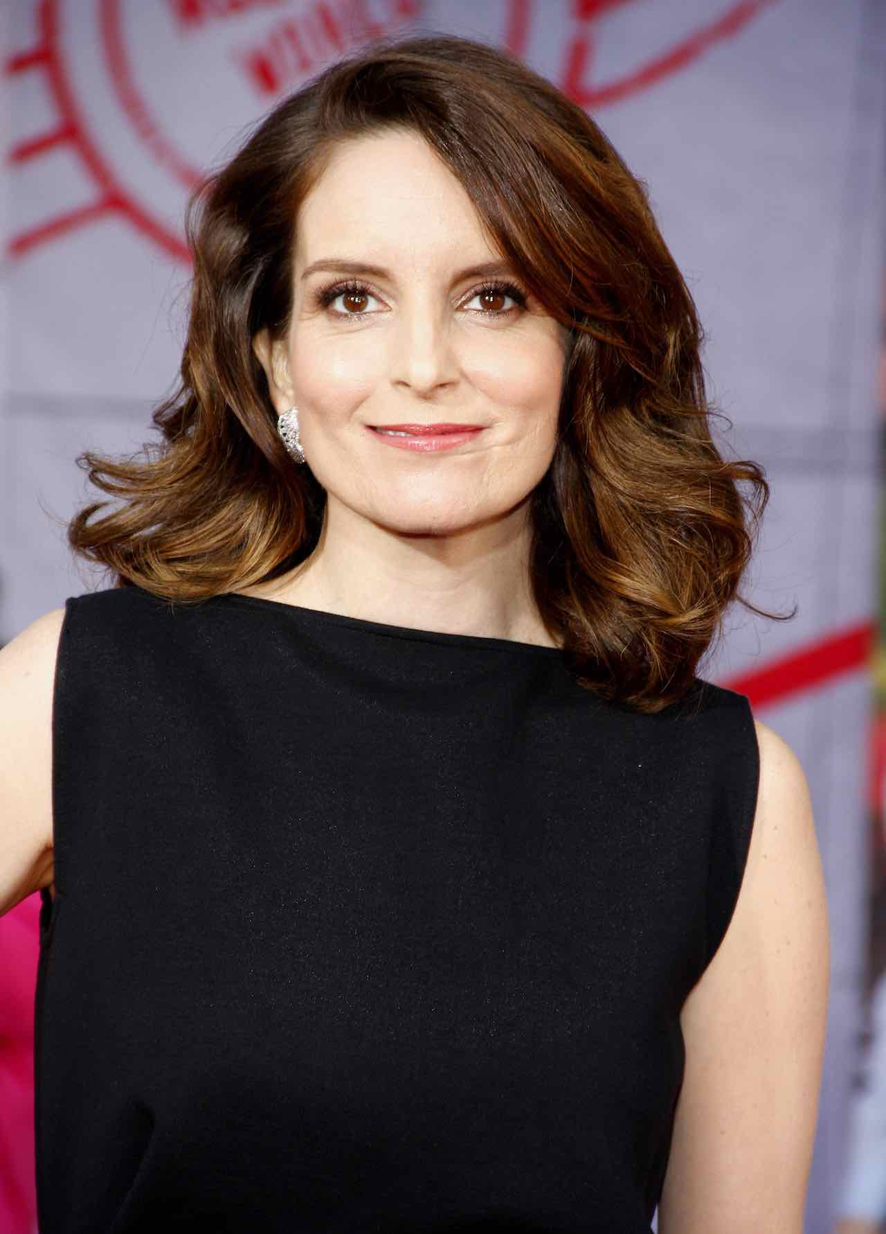 """Tina Fey at the Los Angeles premiere of """"Muppets Most Wanted"""""""