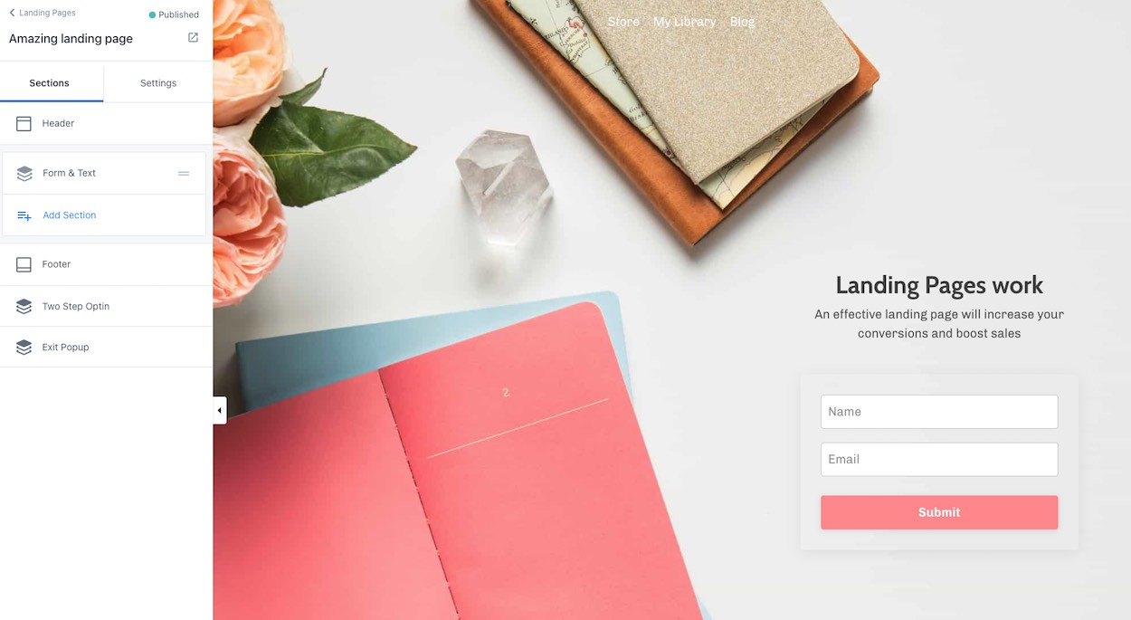 25 Landing Page Examples That Convert Like Crazy