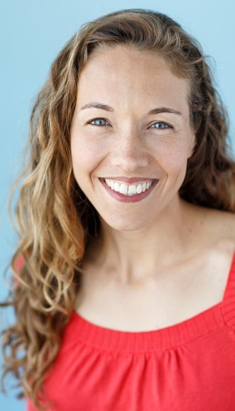 Headshot of Laura Park Figueroa, Occupational Therapist & Kajabi Hero