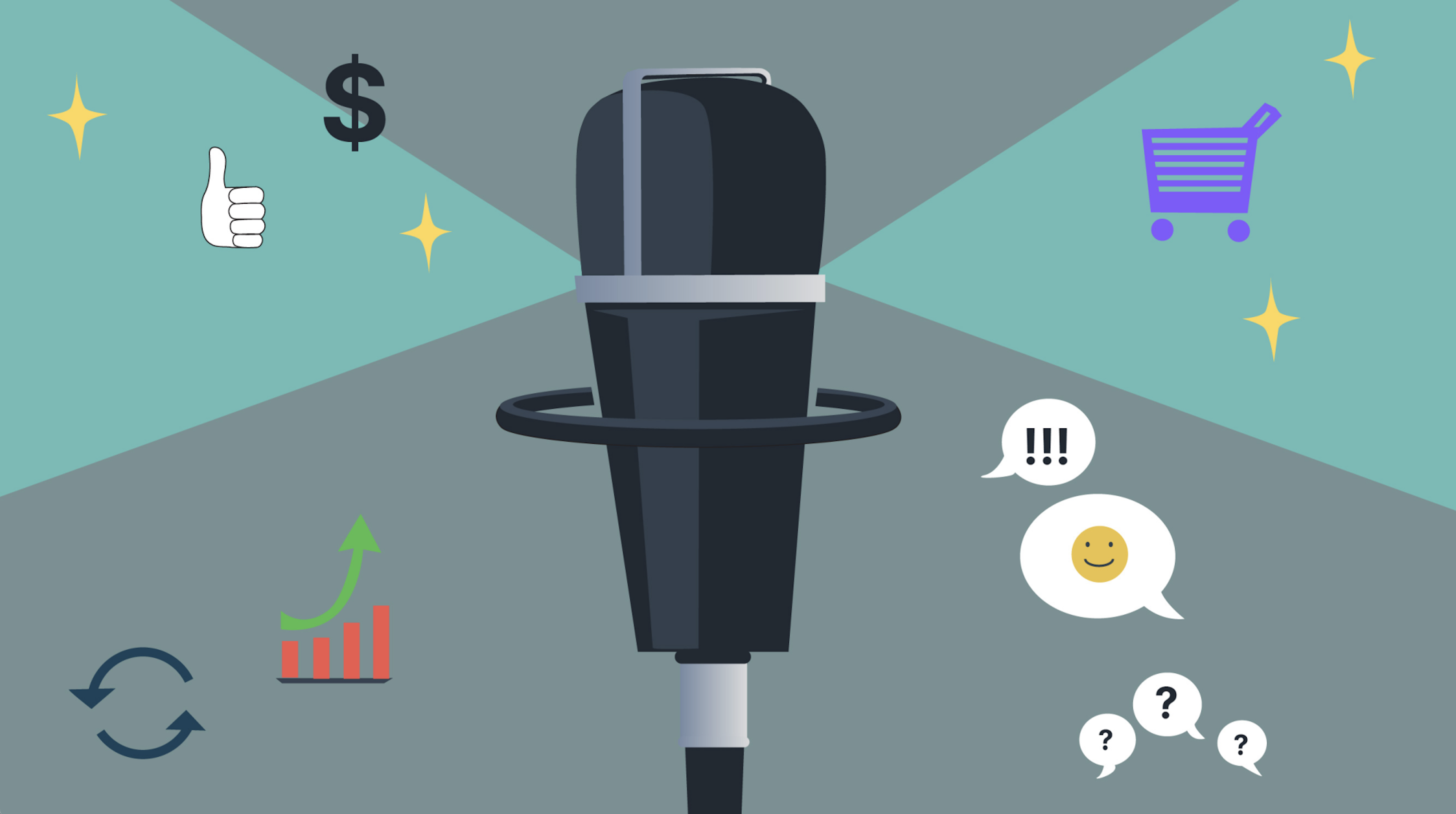 How to get on a podcast to grow your business