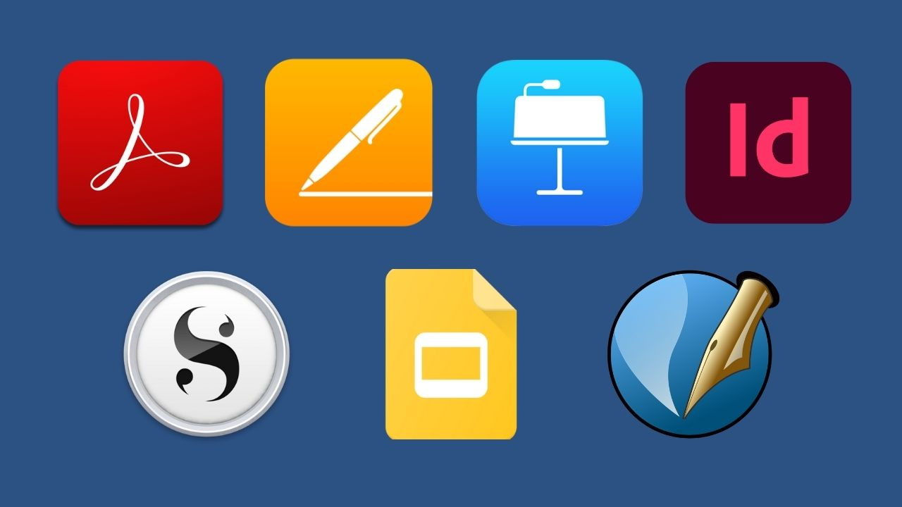 14 easy tools to create eBooks