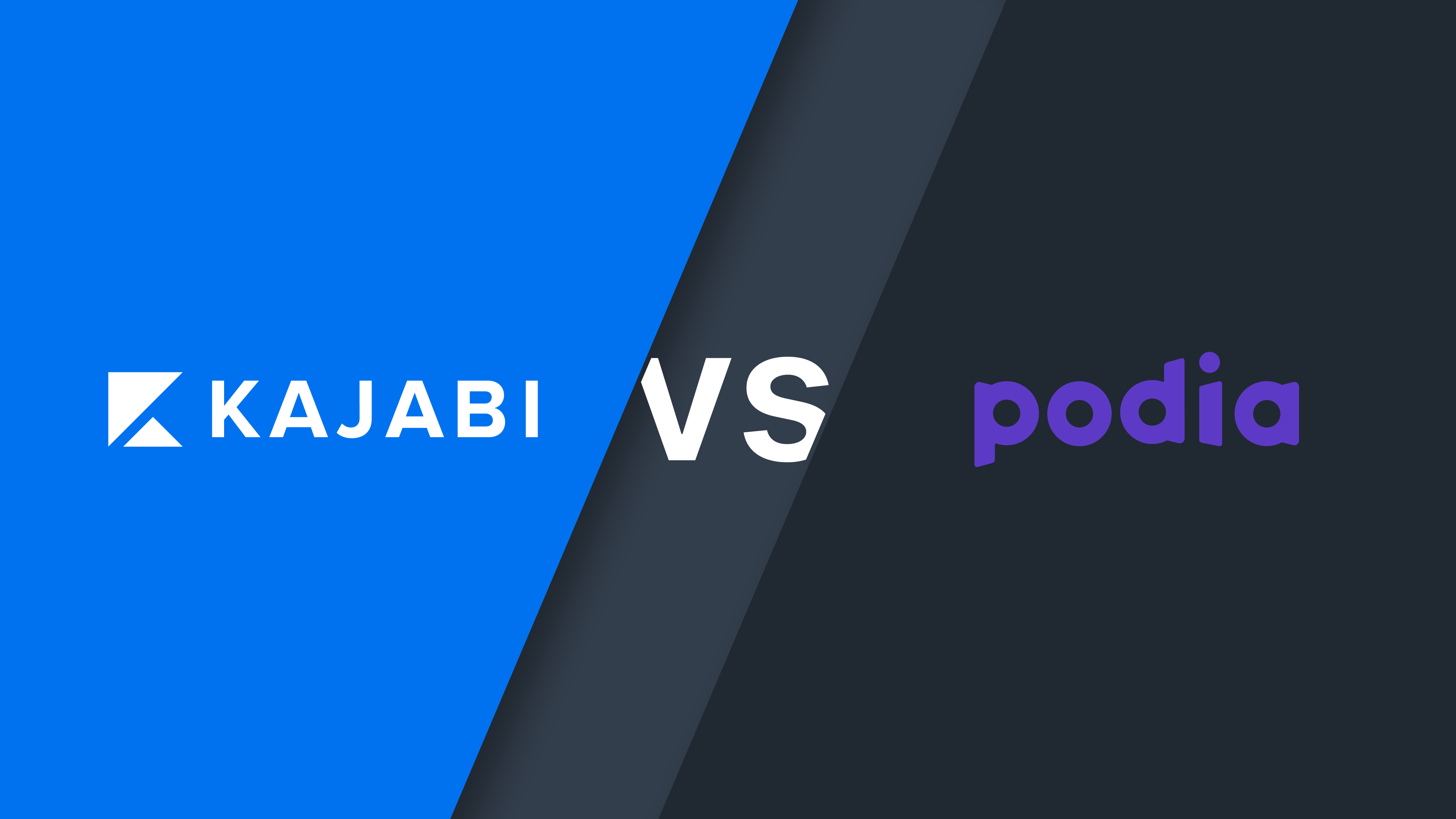 """Kajabi vs. Podia: How do these """"all-in-one"""" course platforms compare?"""