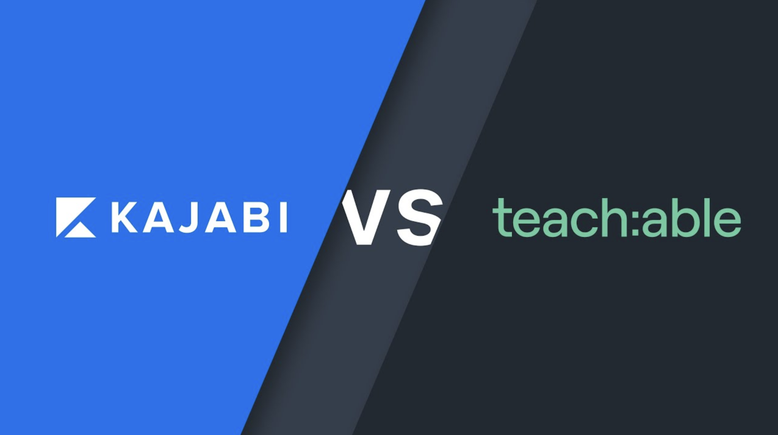 Kajabi vs. Teachable: An in-depth comparison & how to pick the best online course platform for your business