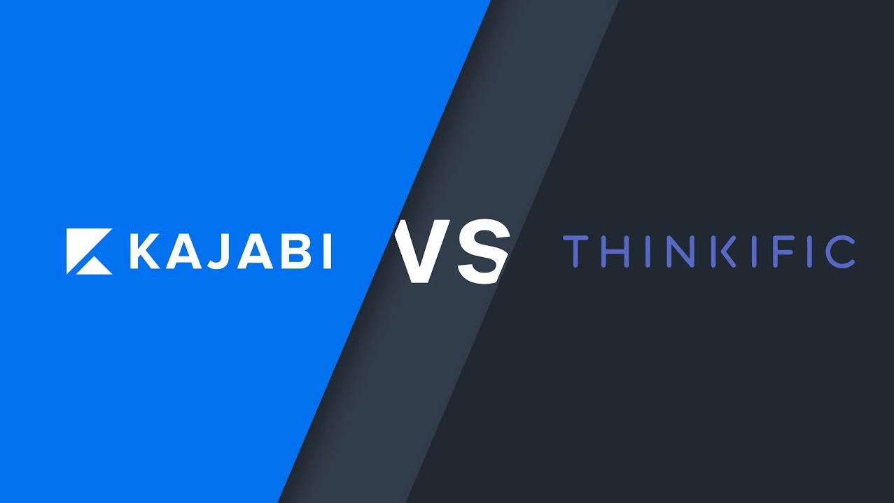 Kajabi vs. Thinkific: Online Course Creation Comparison