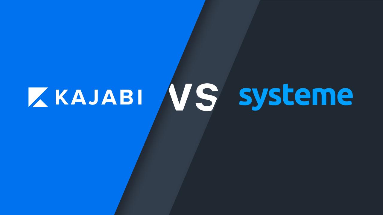 Kajabi vs. Systeme