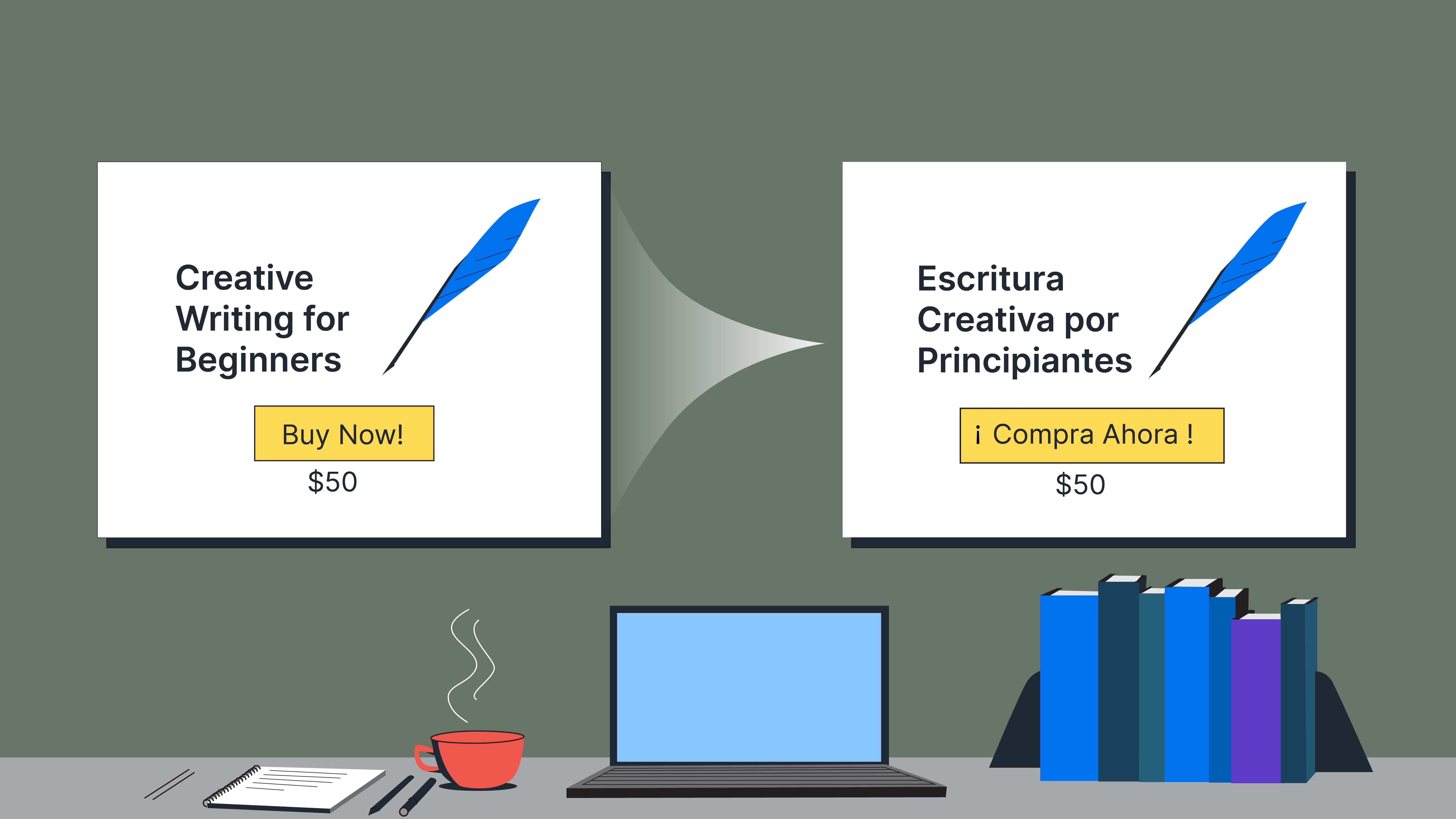 How to expand your audience to include Spanish speakers