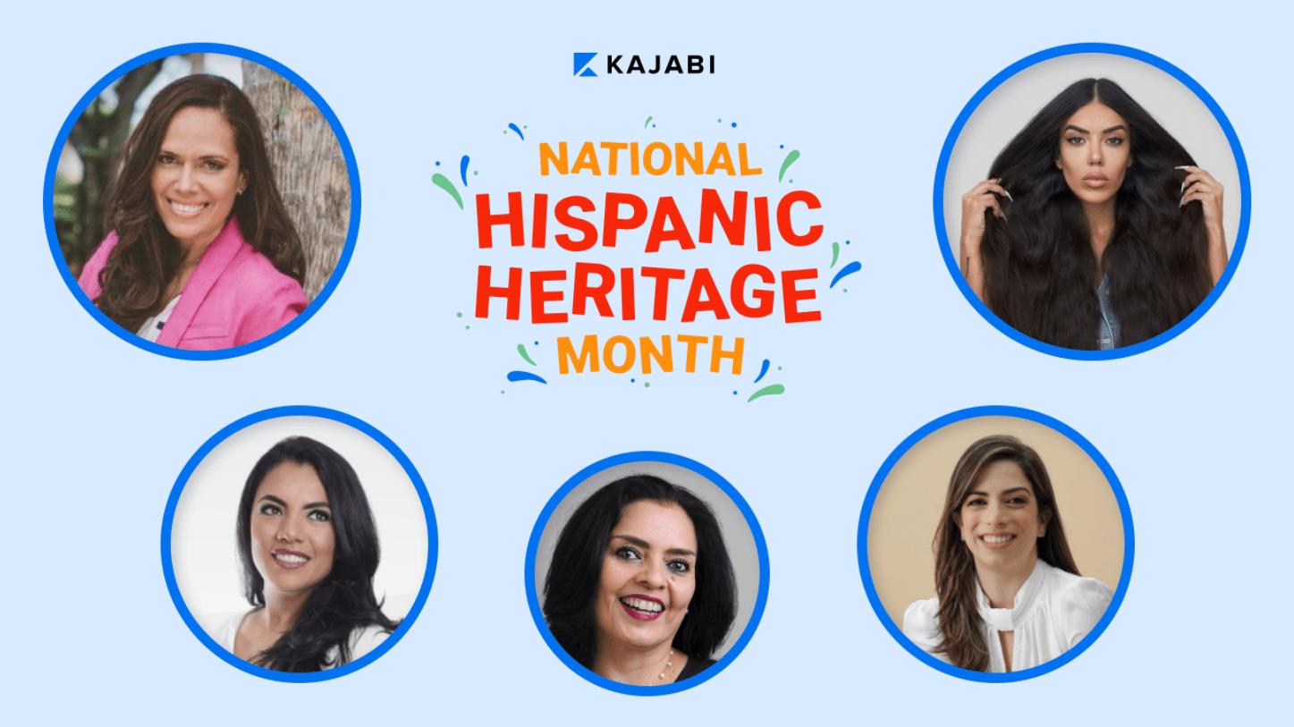 6 Hispanic entrepreneurs to check out for Hispanic Heritage Month