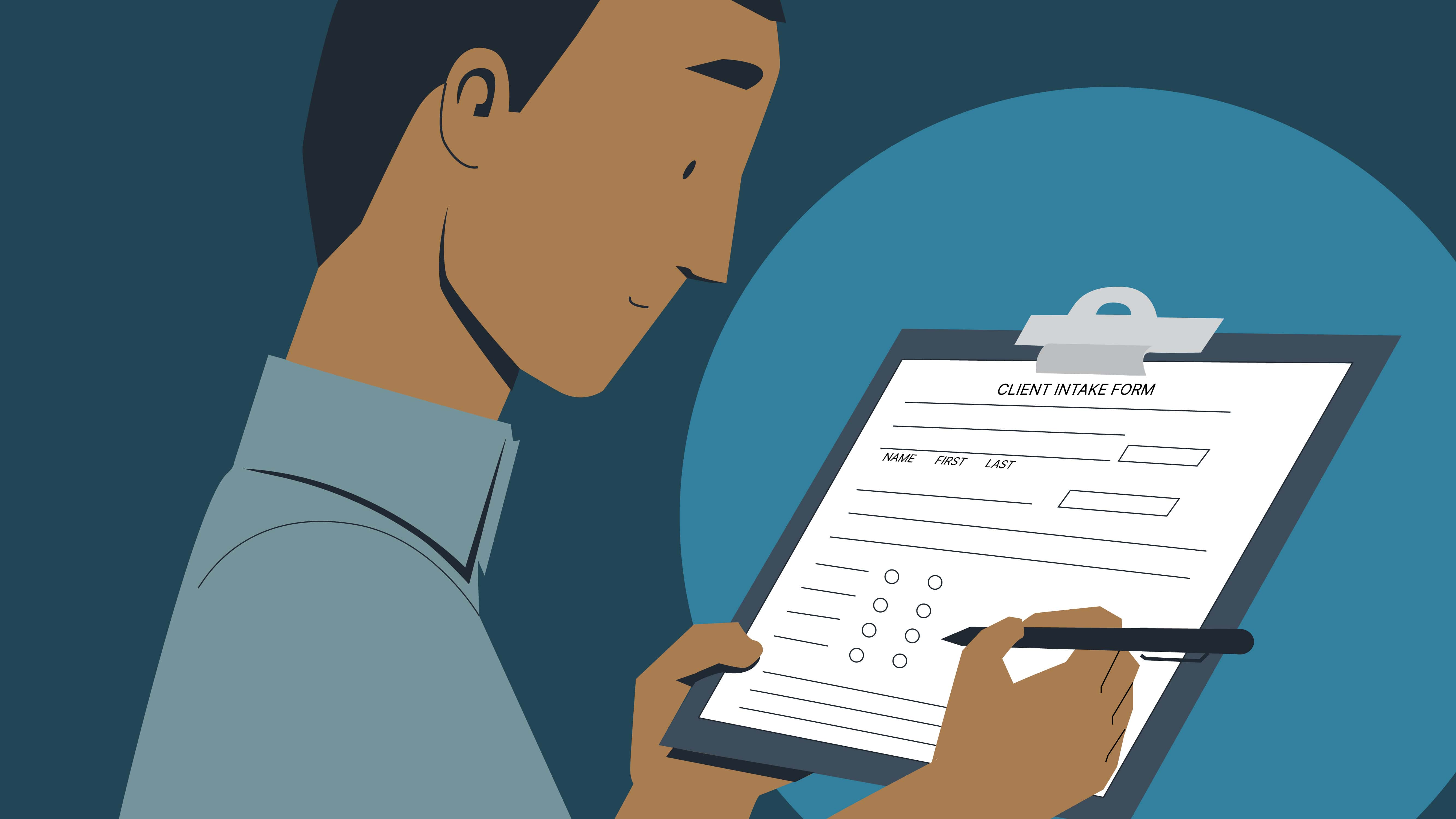 Client intake form benefits and best practices