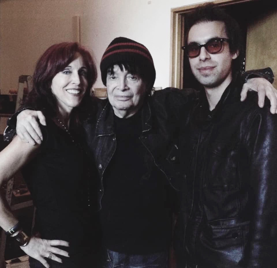 Liz Lamere, Alan Vega, Jared Artuad