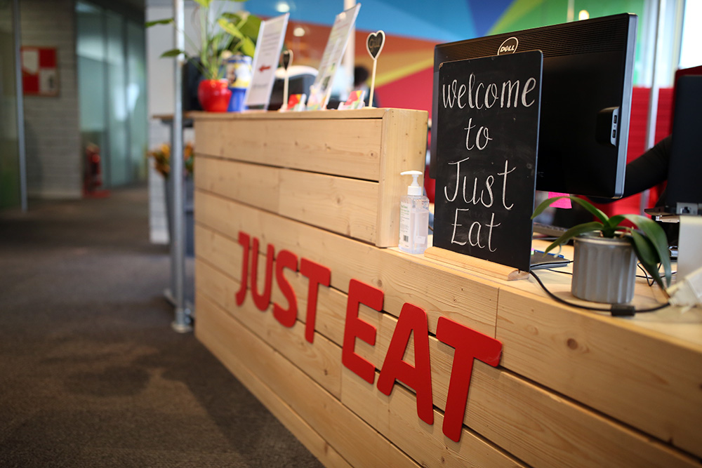 Just Eat Office