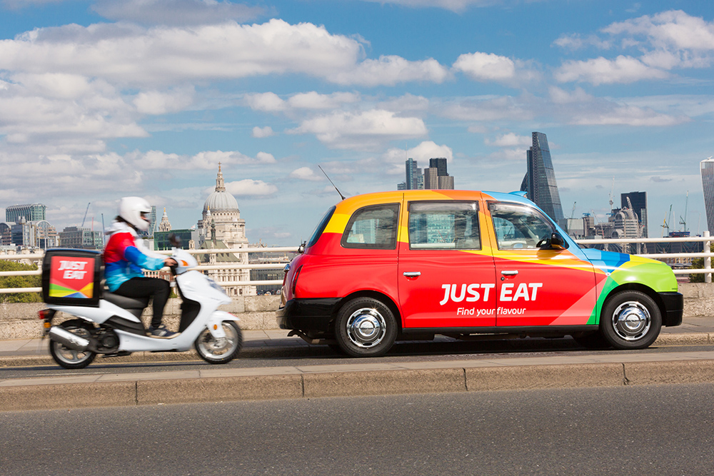 Just Eat Car